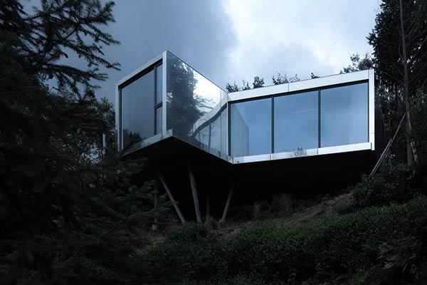 Mountain and Cloud Cabins, Panoramahuette