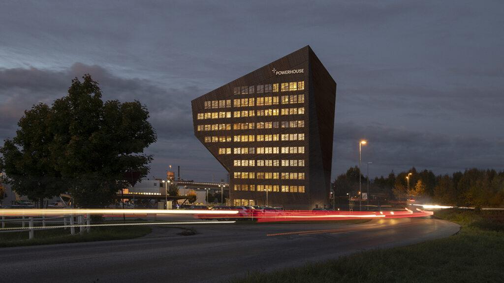 Plusenergie-Haus voraus! (Bild: Ivar Kvaal)