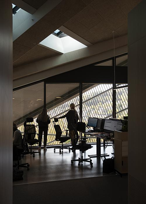 A PlusEnergy house - flexible and environmentally friendly (credit: Ivar Kvaal)
