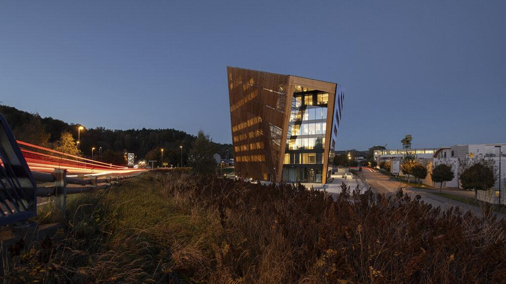 The new Powerhouse in Telemark, Norway (credit: Ivar Kvaal)