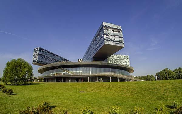 Moscow School of Management, David Adjaye