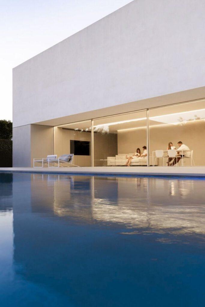 das Interior Design stammt von Alfaro Hofmann