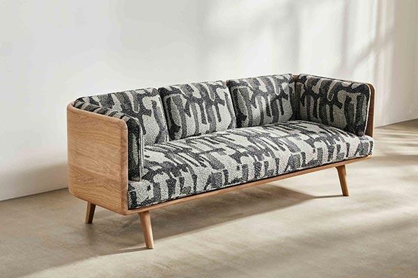 Low Sofa, Sage, Benchmark
