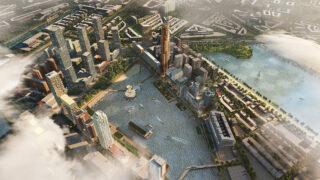 Masterplan für Rotterdam (Bild: ATCHAIN)