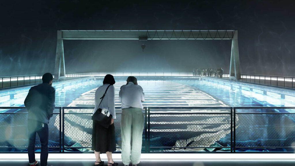 Unterwasser-Museum