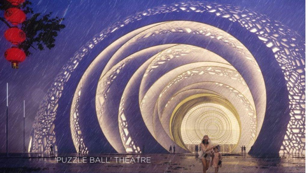 The Puzzle Ball Theatre