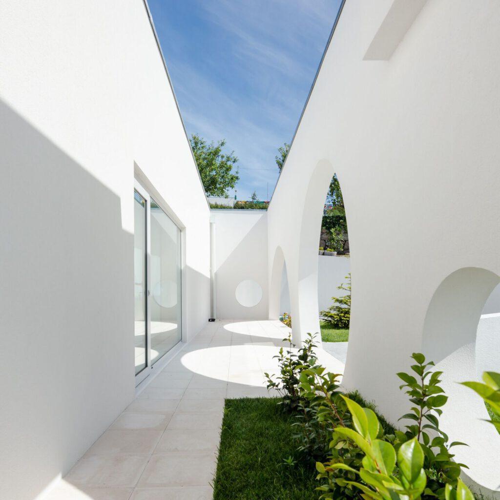 Innenhof der KiTa