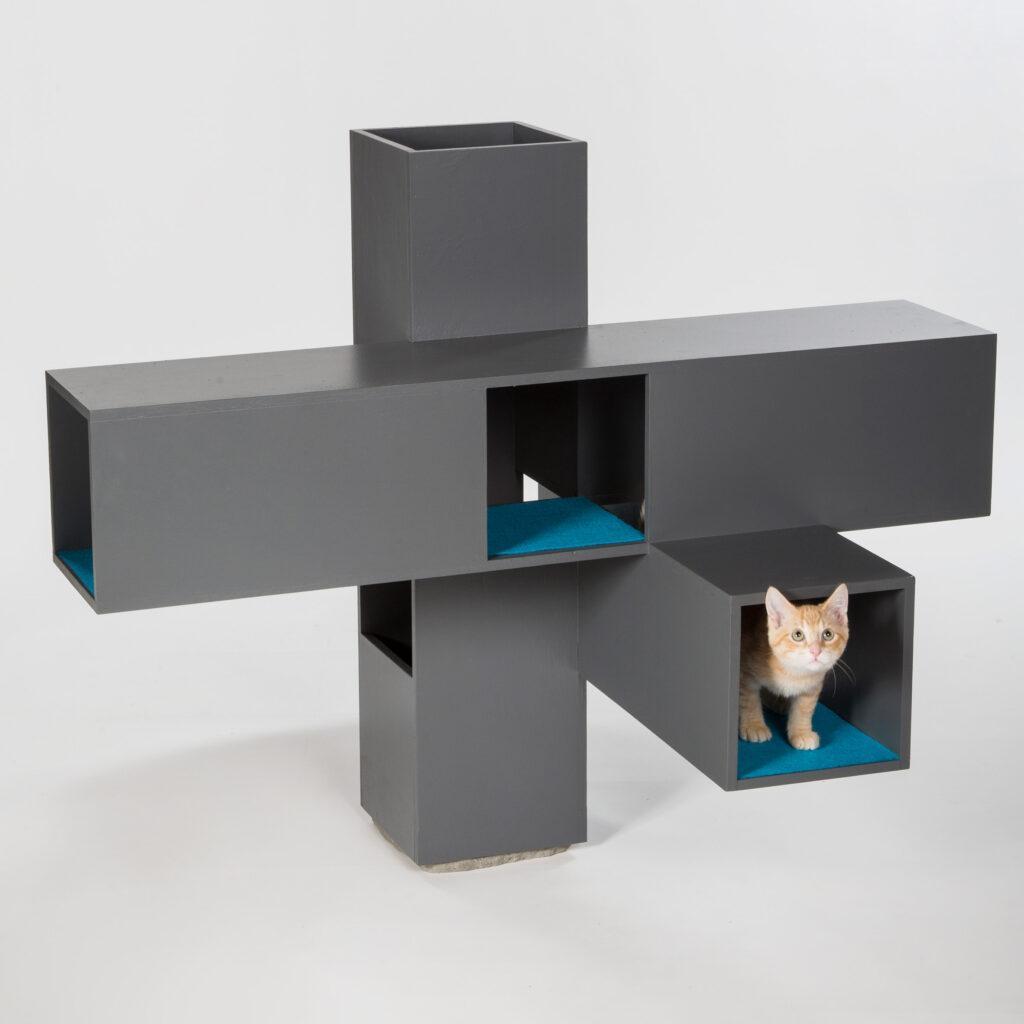 Cat-esian Joint Katzenunterschlupf