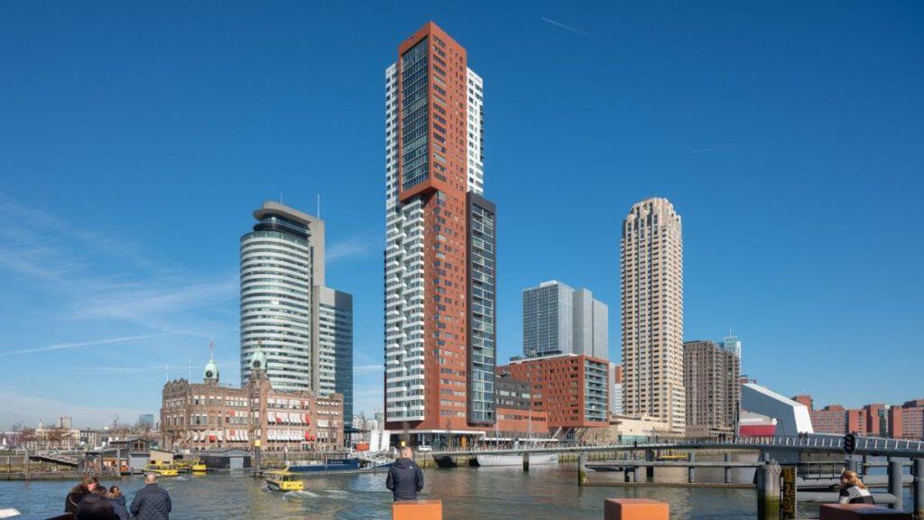 das Montevideo von Mecanoo Architects