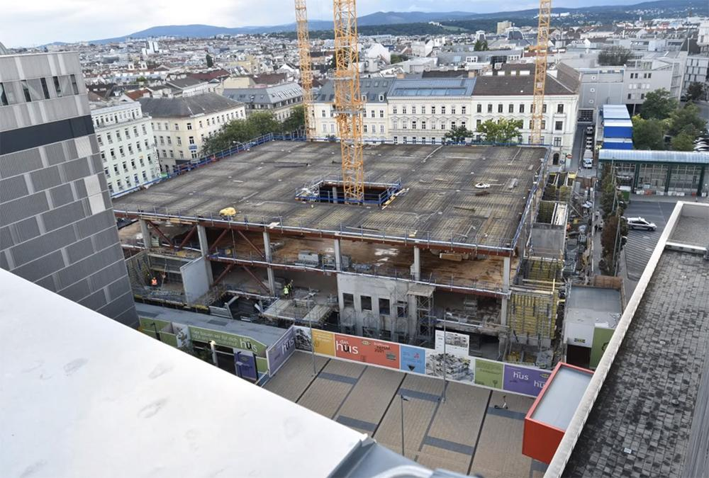 It will house a hostel in addition to the furniture store. (Image: GREENPASS)