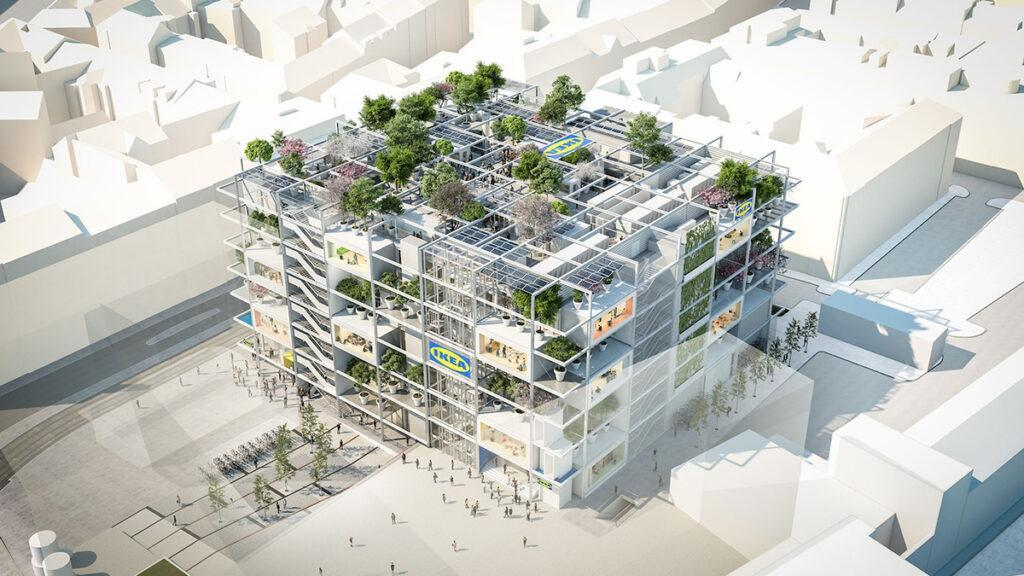 Klimaschutz per Möbelhaus (Bild: ZOOM visual project)