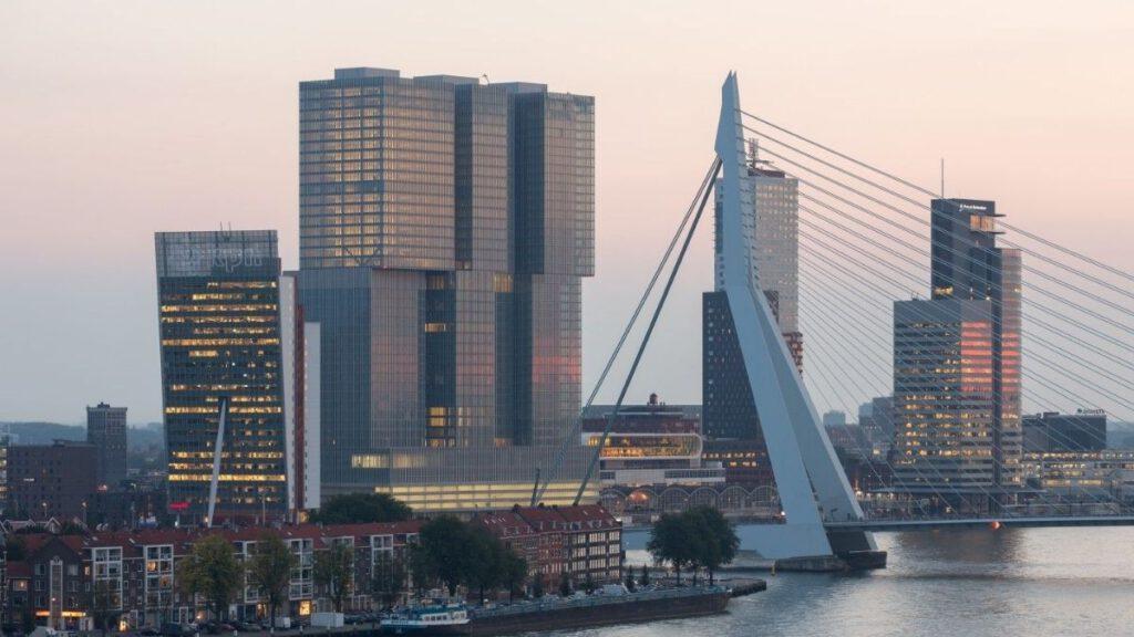 de Rotterdam von OMA