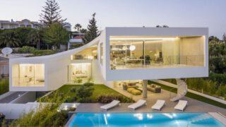 Casa Dorfler in Lagos an der Algarve