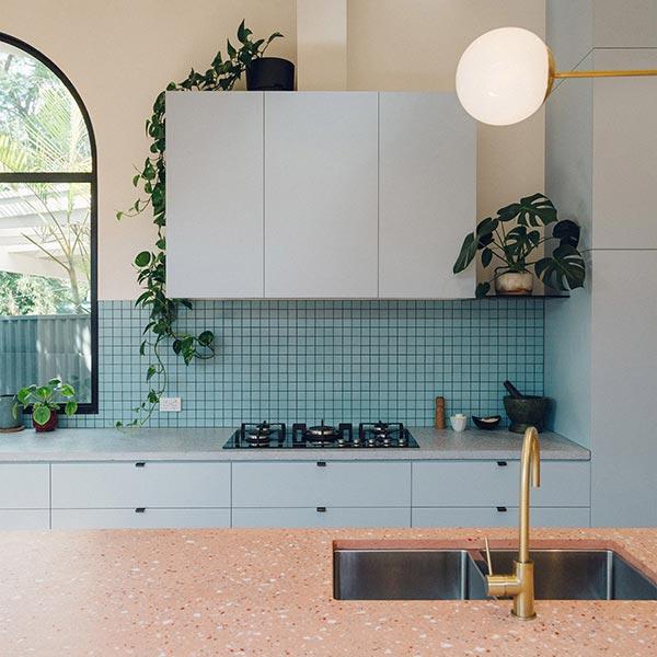 Detail, Plaster Fun House, Sans-Arc Studio