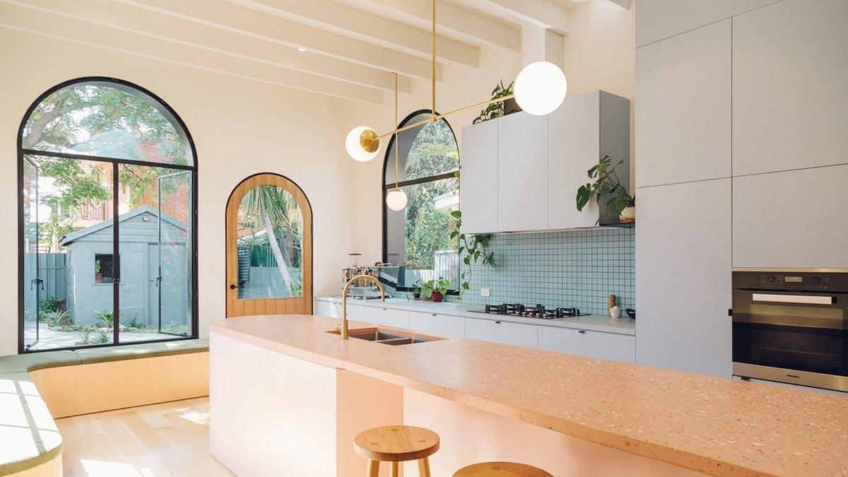 Plaster Fun House, Sans-Arc Studio
