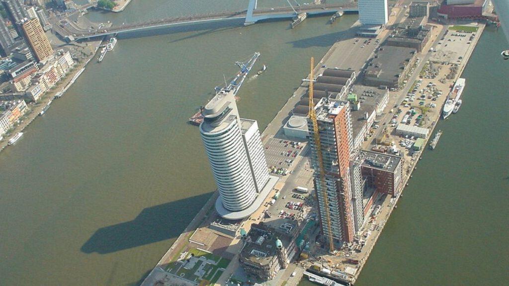 World Port Center von Norman Foster