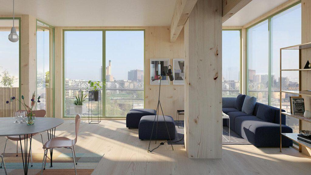 Apartment, WoHo Berlin, Mad Arkitekter