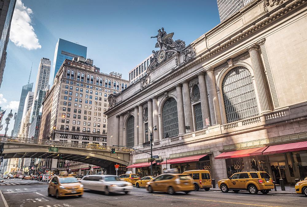 """Top-Ersatz für Trumps """"Grand Hyatt"""". Der Grand Central Terminal zählt zu den berühmten Nachbarn des Projekts. (Bild: spyarm / Gettyimages)"""