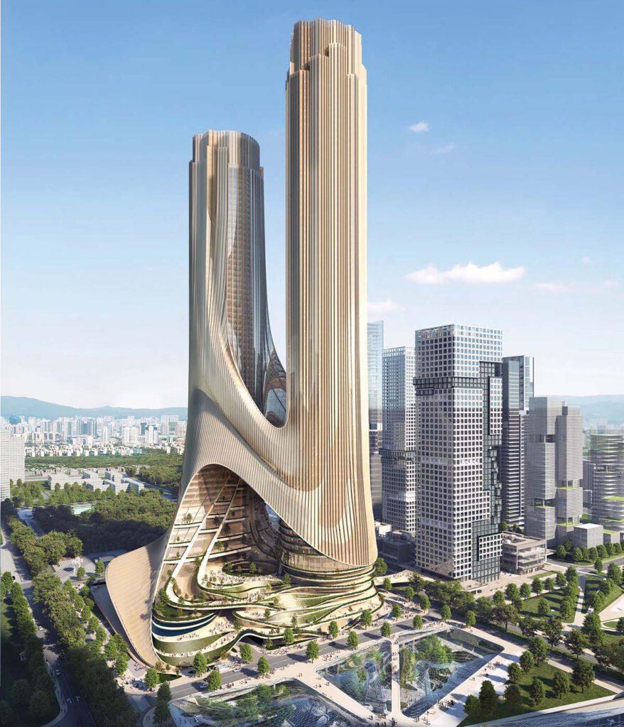 Zaha Hadid Architects in China