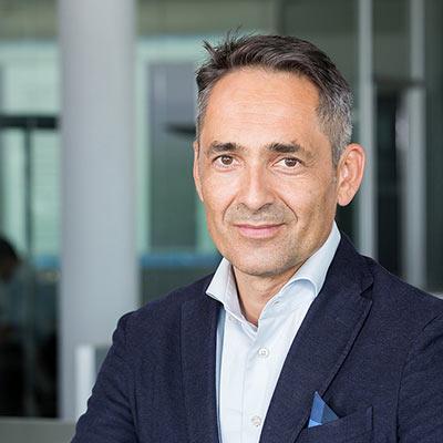Hubert Rhomberg, CEO von CREE
