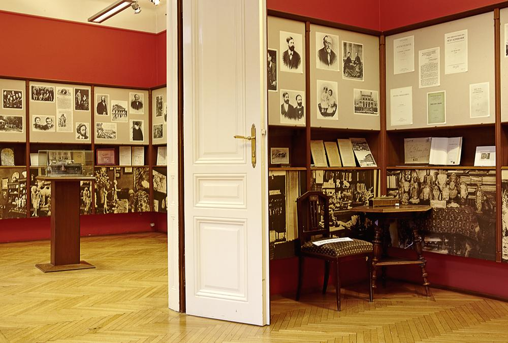 Freuds Behandlungszimmer im Wiener Freud Museum, vor der Sanierung. (Bild: Florian Lierzer, Sigmund Freud Privatstiftung)