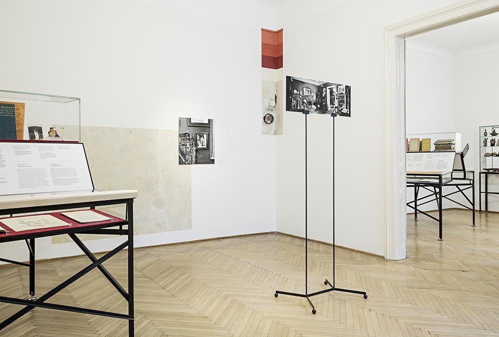 Freuds Behandlungszimmer im Wiener Freud Museum, nach der Sanierung. (Bild: Hertha Hurnaus, Sigmund Freud Privatstiftung)