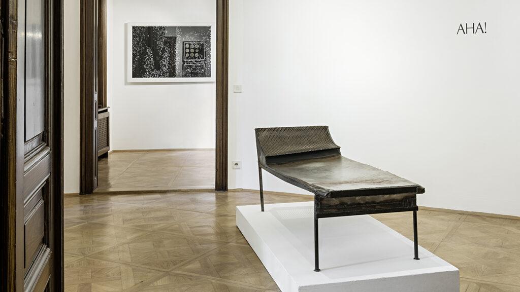 Elegant präsentiert: Kunstsammlung im Wiener Sigmund Freud Museum. (Bild: Hertha Hurnaus /Sigmund Freud Privatstiftung)