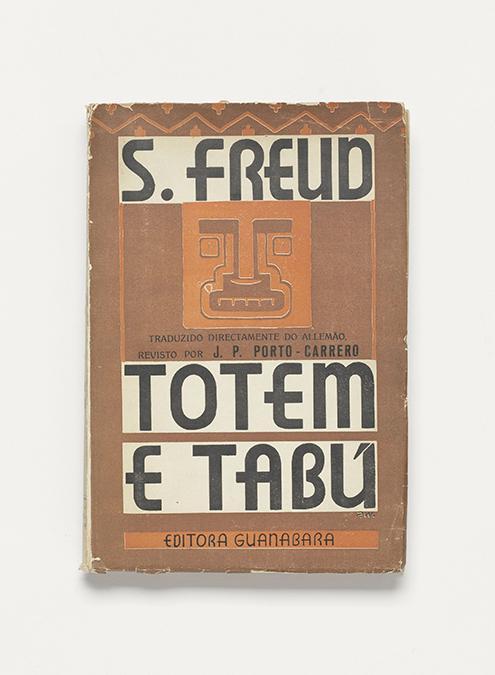 """Award-Anwärter Freud Museum. Brasilianische Ausgabe von """"Totem und Tabu"""". (Bild: Günter König, Sigmund Freud Privatstiftung)"""