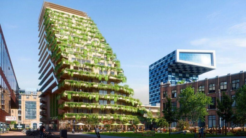 das Sawa von Mei architects and planners