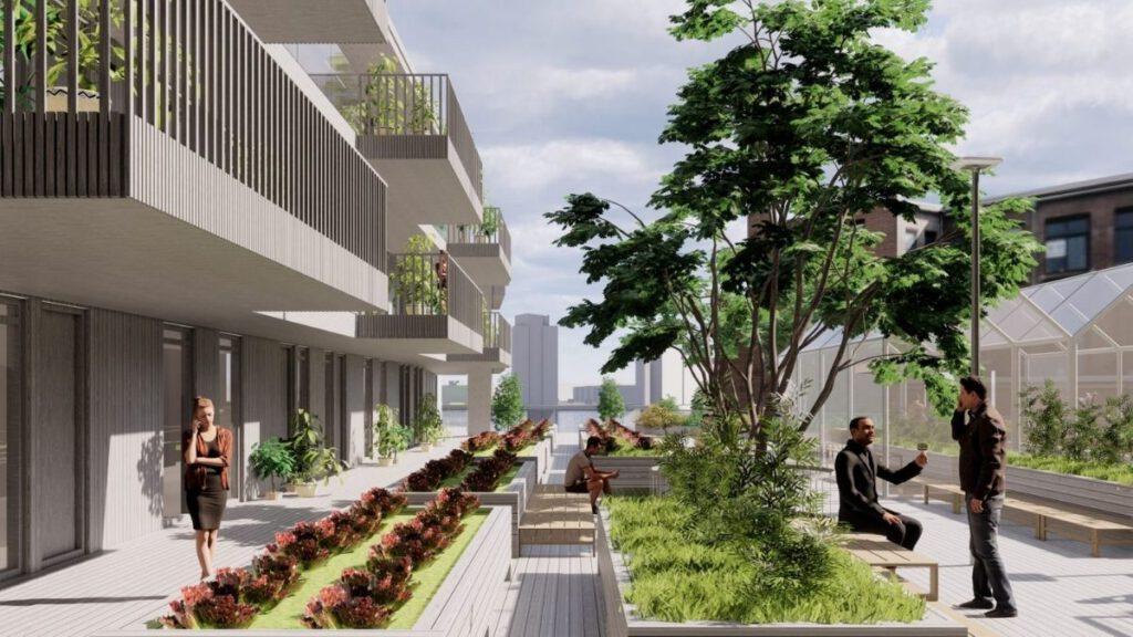 Die Developer Nice Developers und ERA Contour unterstützen die Klimaziele der Stadt Rotterdam
