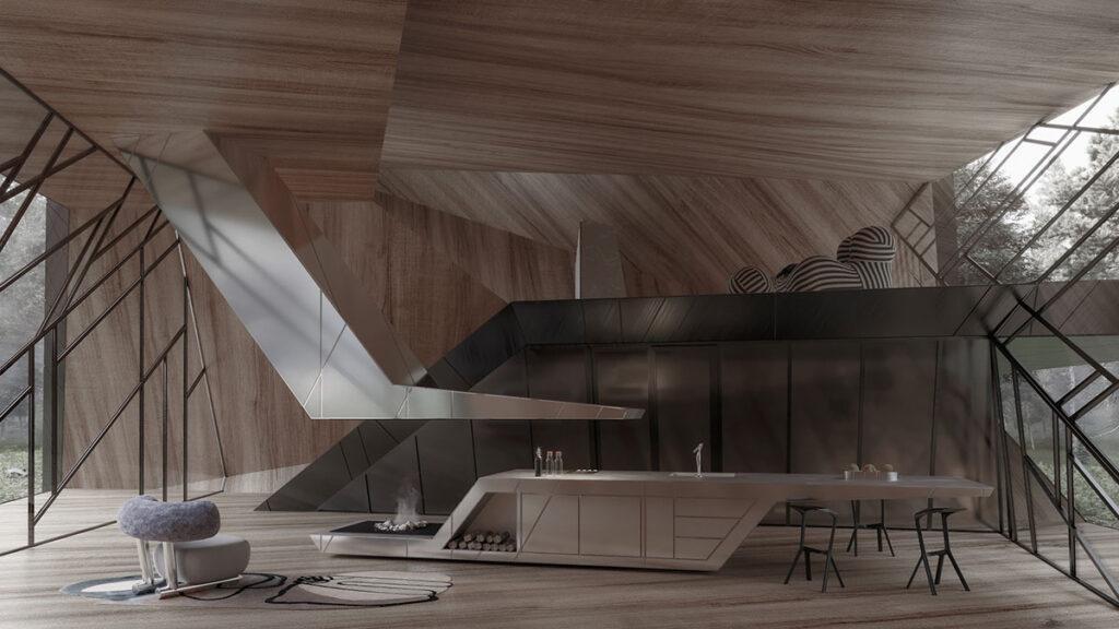 Blackbird Cabin