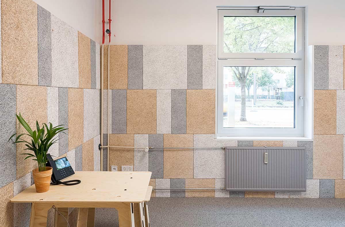 Büro, C2C NGO, Berlin