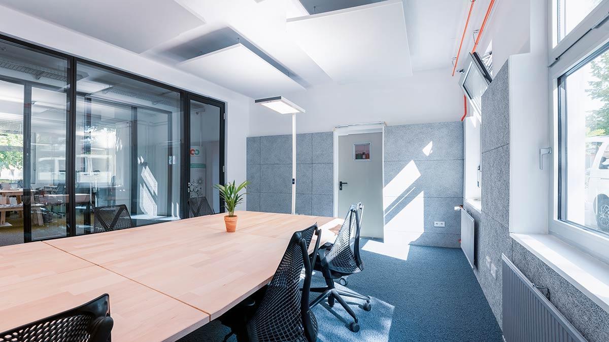 Büro, C2C LAB, Berlin