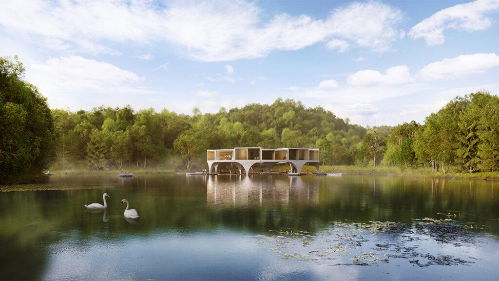 See-Architektur zum Träumen. (Bild: smartvoll / Mathias Bank)