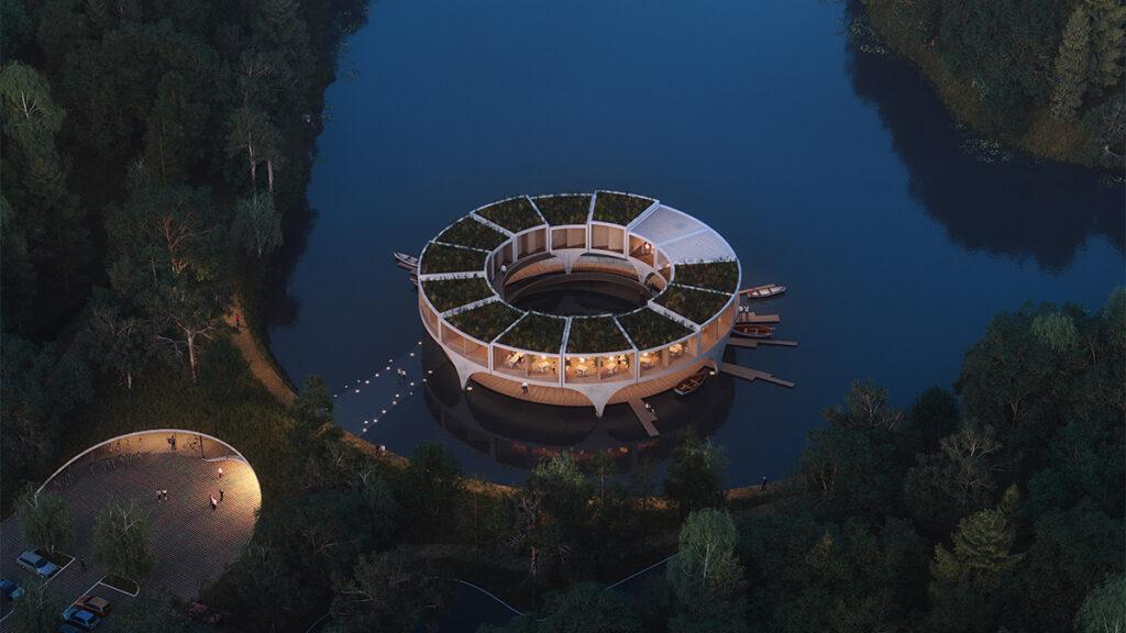 See-Architektur zum Träumen (Bild: smartvoll / Mathias Bank)