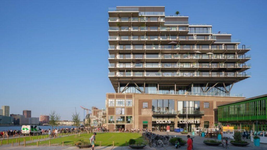 Das Projekt Fenix I von Mei architects