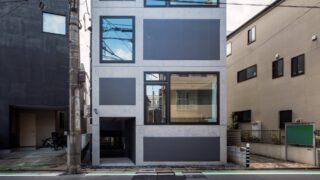 Fukasawa House in Setagaya in Japan