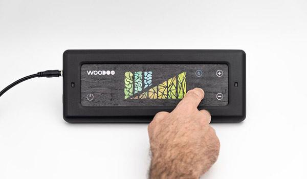 Touchscreen, Woodoo
