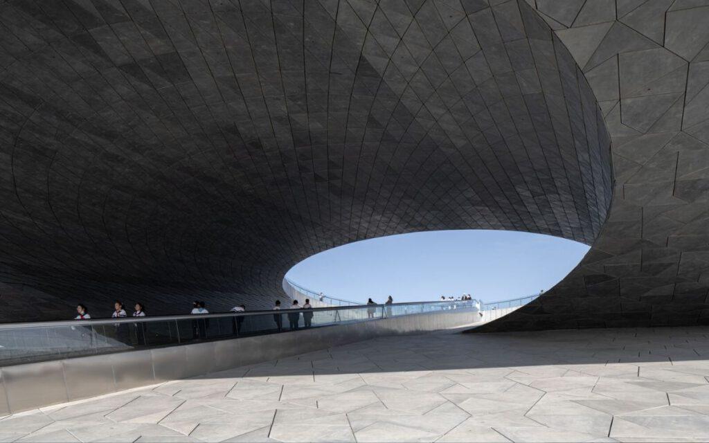 von Delugan Meissl Associated Architects konzipiert