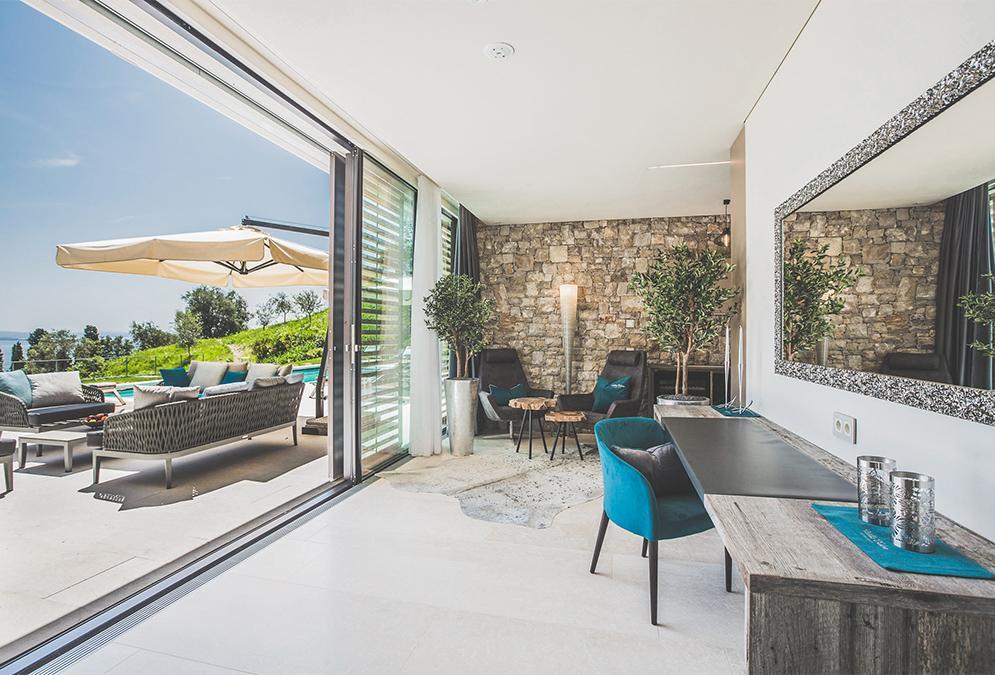 """""""Eden"""" für Design-Verliebte: Interieur einer """"Landmark"""" Villa. (Bild: Eden Reserve, Hotel & Villas)"""