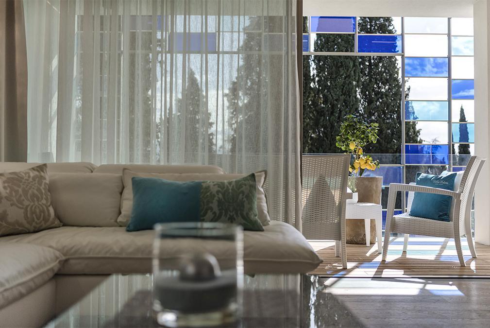 """""""Eden"""" für Design-Verliebte: Interieur einer von Matteo Thun designten Prestige-Suite. (Bild: Eden Reserve, Hotel & Villas)"""