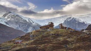 Tungestolen, Snohetta, Norwegen