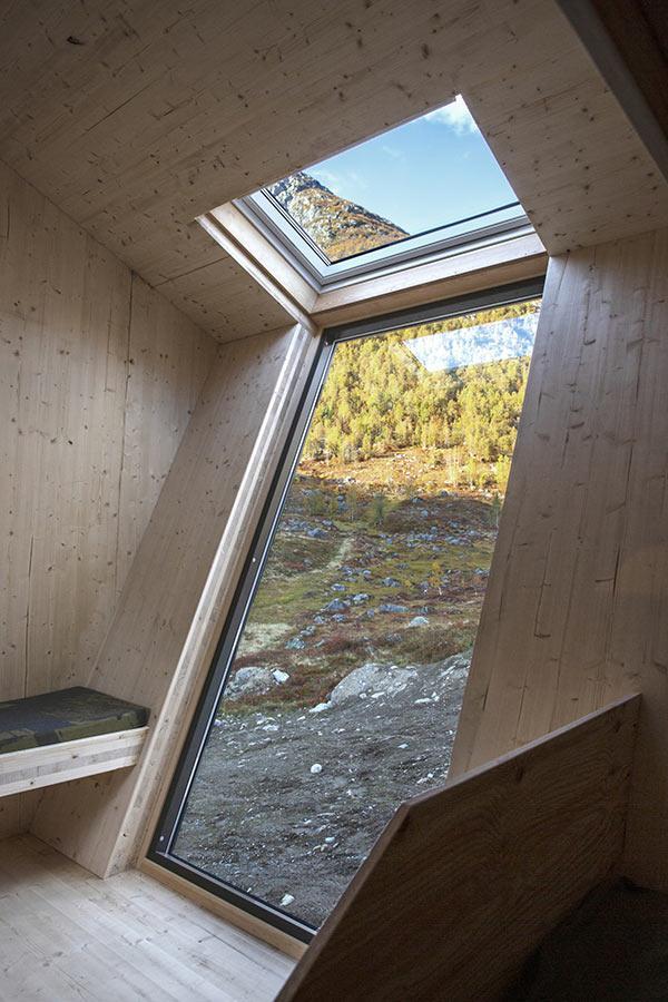 Privathütte, Tungestølen, Snøhetta