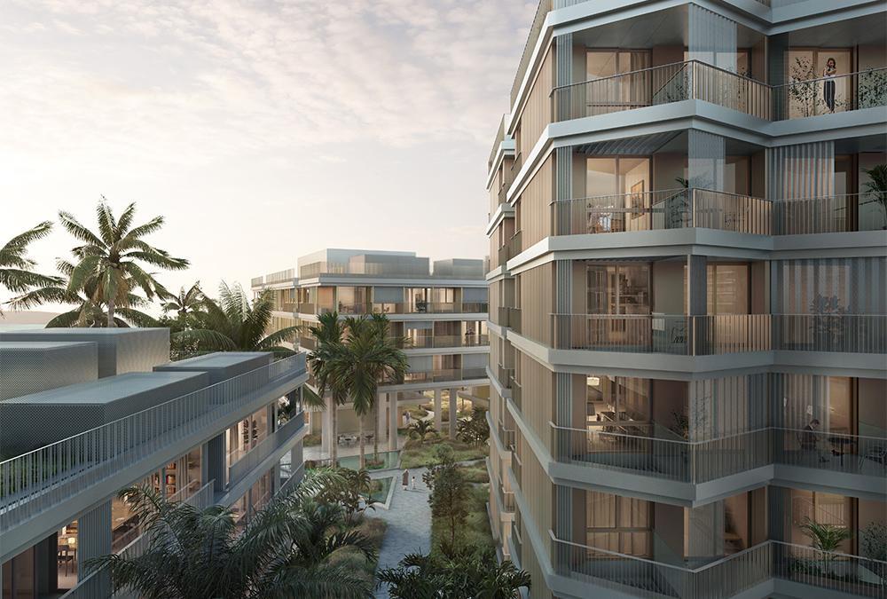"""""""Urban Village"""" Traum für Singapur (Bild: Filippo Bolognese)"""