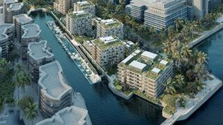 """""""Urban Village""""-Traum für Singapur (Bild: Filippo Bolognese)"""