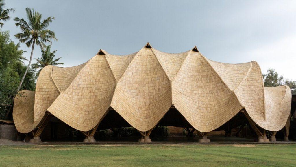 Bauen mit Bambus macht Schule