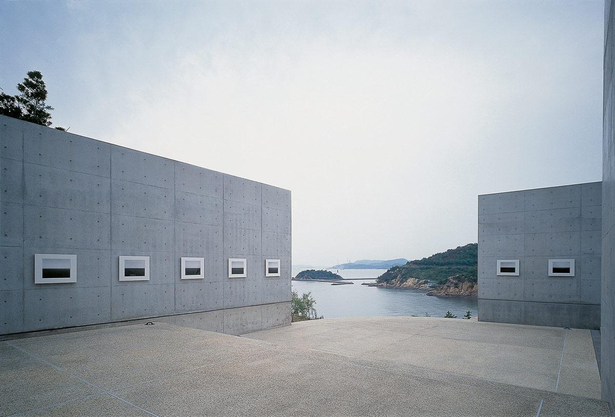 """Time Exposed"", Hiroshi Sugimoto, Benesse House Museum, Naoshima"