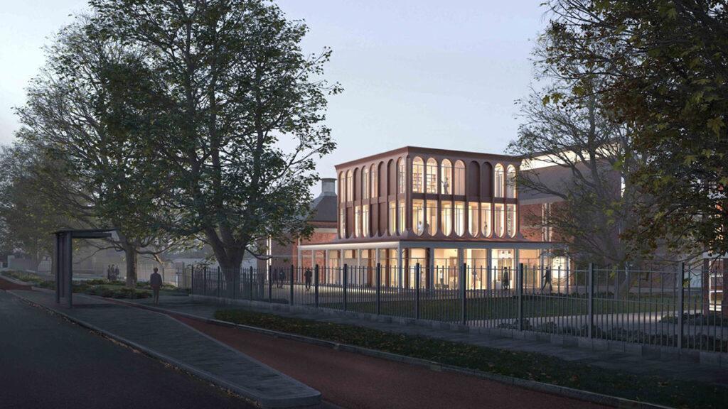 Homerton College