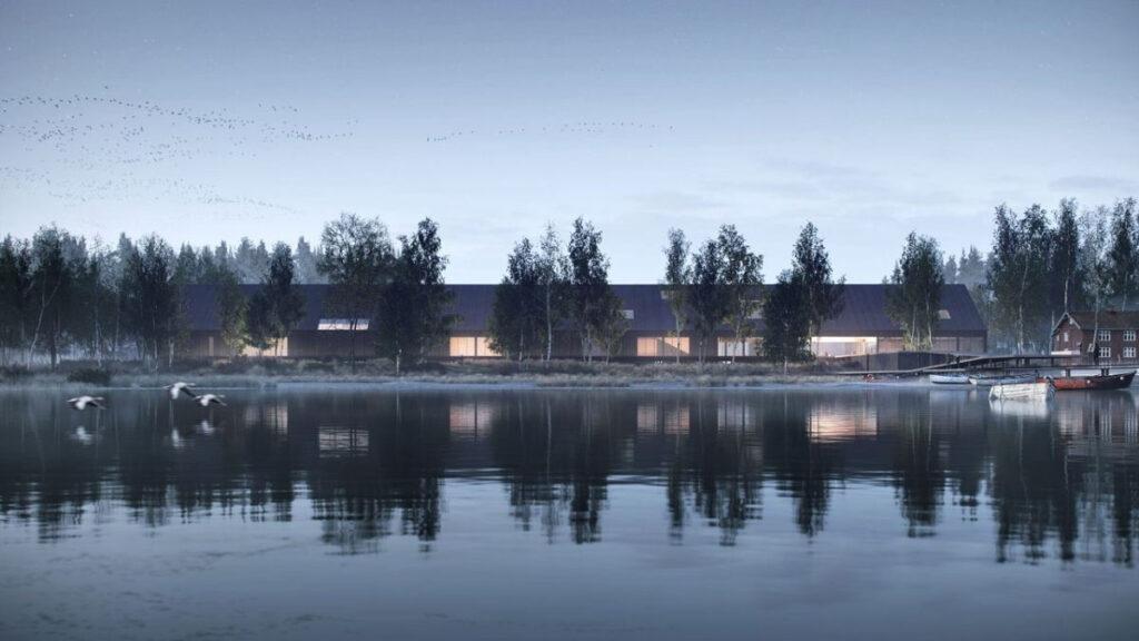 Langhuset + Langbryggen Flotingsmuseum