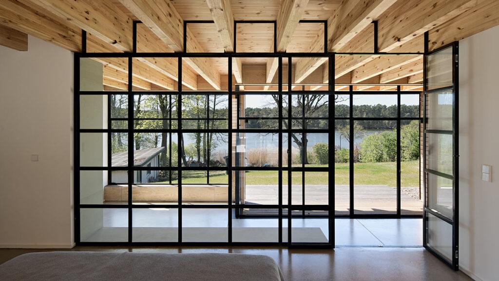 Ein Holzhaus für die Nachwelt